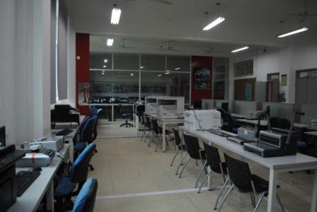 秘书专业实训室
