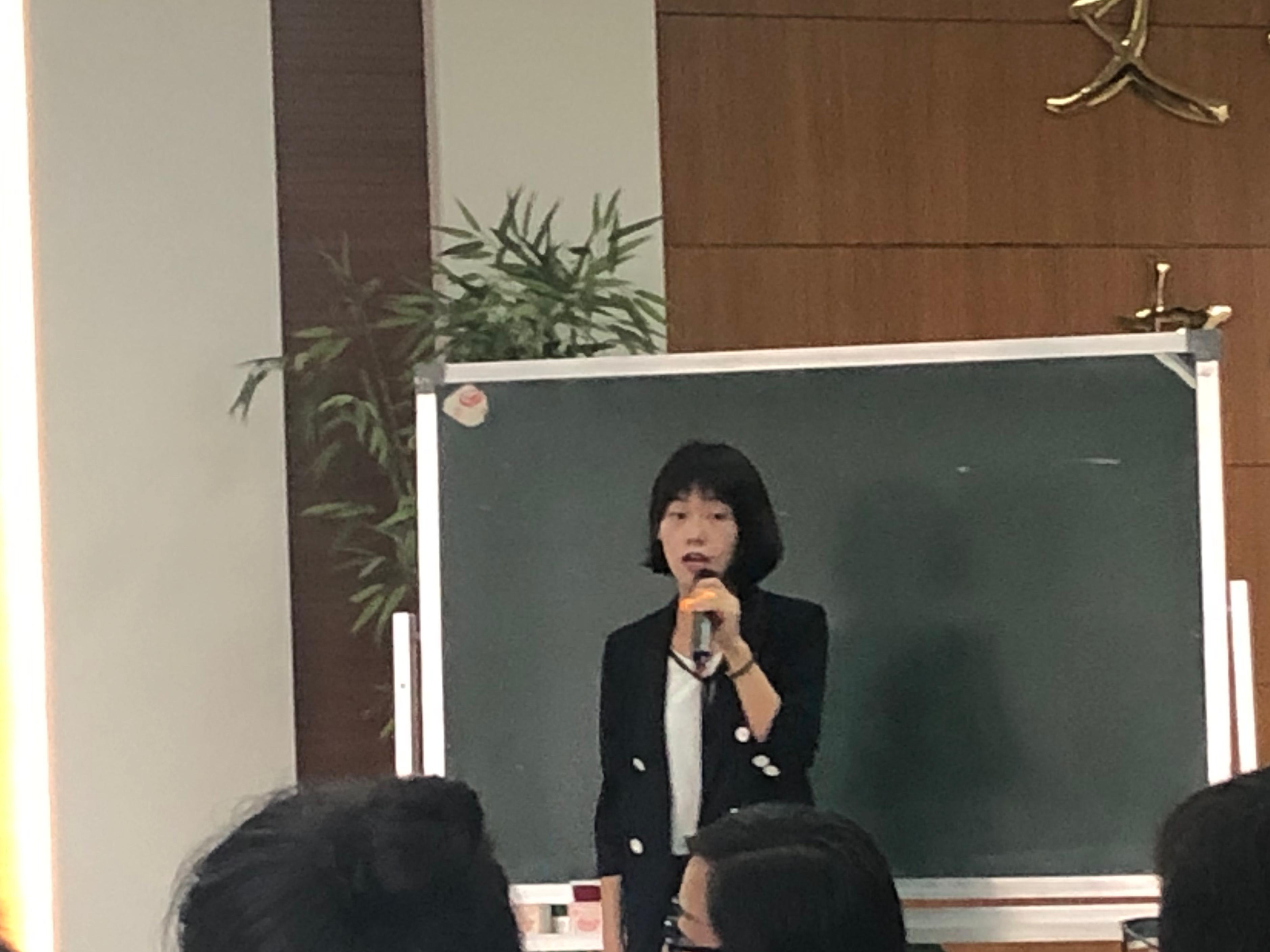 云南师范大学文理学院举办2019年青年教师教学技能竞赛